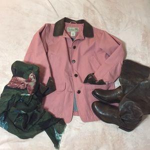 L.L. Bean Barn Jacket